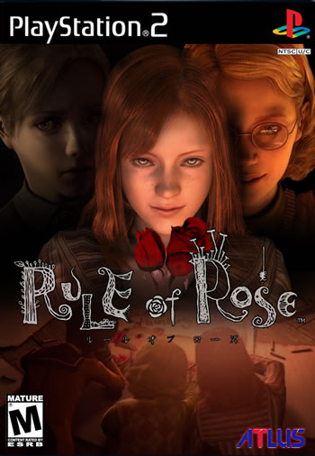 Rule of Rose (2006) promotional art - MobyGames