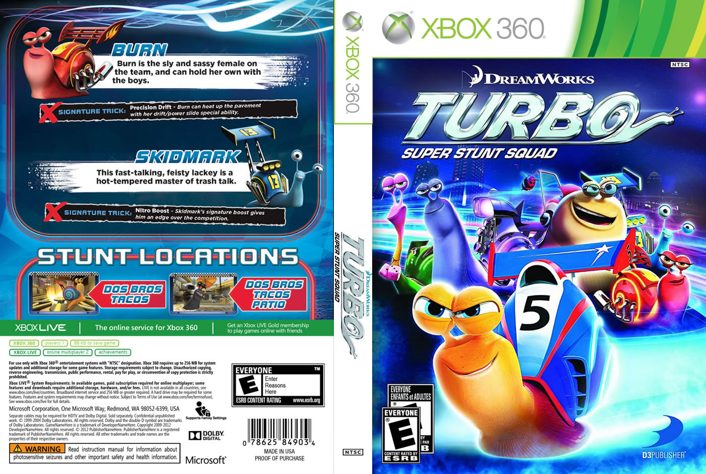 What Fuse Does A Xbox 360 Use : Turbo super stunt squad xbox s bem vindo a